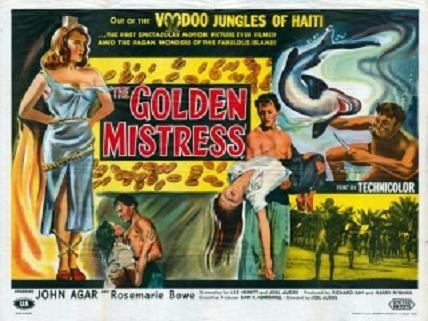 野島香姬 (The Golden Mistress)