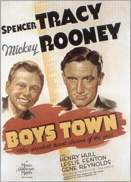孤兒樂園 (Boys Town)