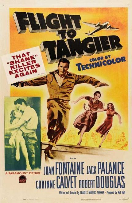 諜海龍蛇 (Flight to Tangier)
