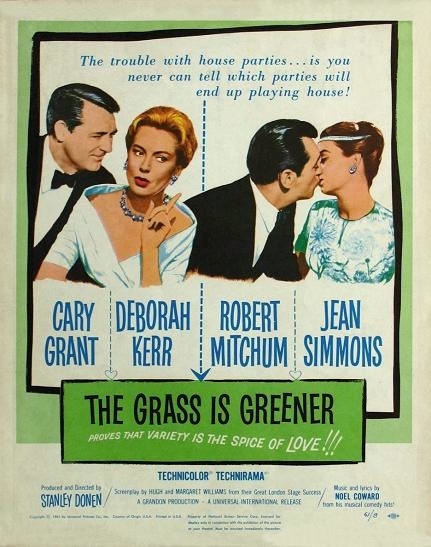 綠苑春濃 (The Grass Is Greener)
