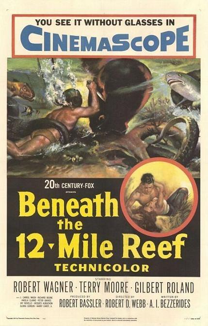 十二里礁尋寶記 (Beneath the 12-Mile Reef)