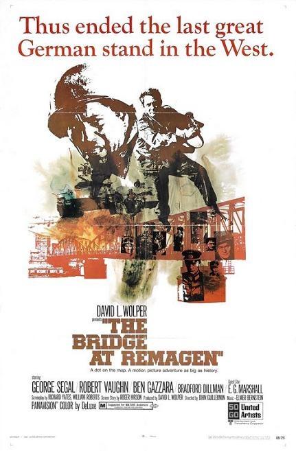 雷瑪根鐵橋 (The Bridge at Remagen)