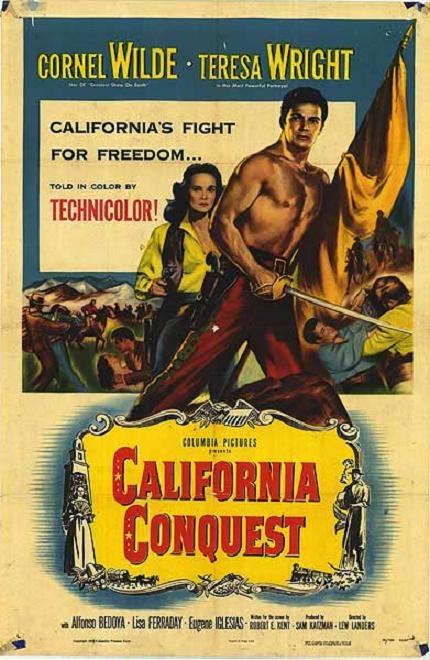 鐵血丹心 (California Conquest)