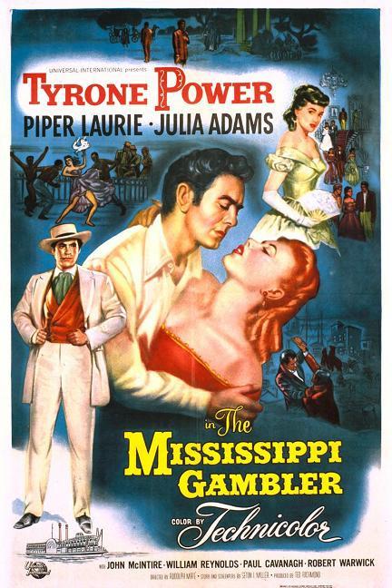 長勝英豪 (The Mississippi Gambler)