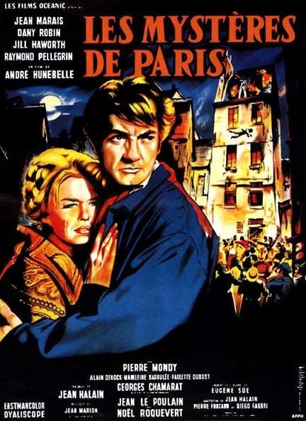 逃出陷阱 (Les Mystères de Paris)