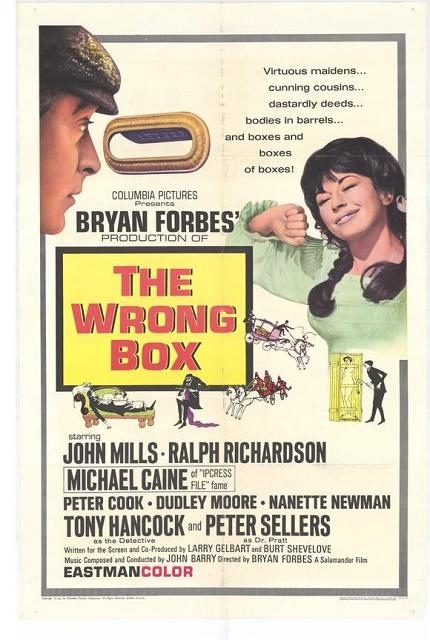 瘋狂世家 (The Wrong Box)