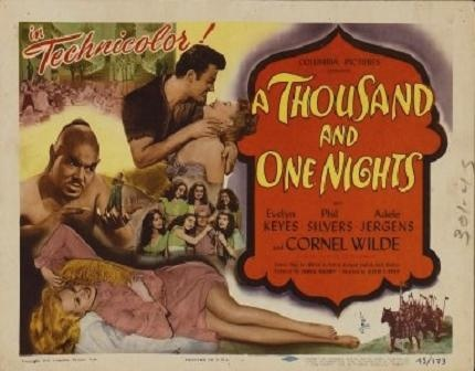一千零一夜 (A Thousand and One Night