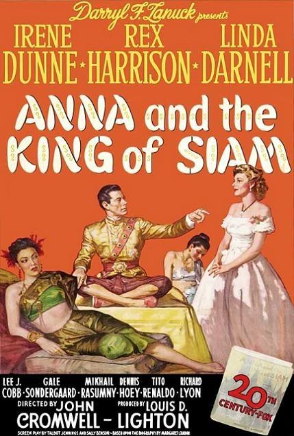 安娜與暹邏王(Anna and the King of Siam)