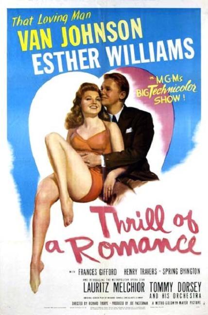 芙蓉春色 (Thrill of a Romance)