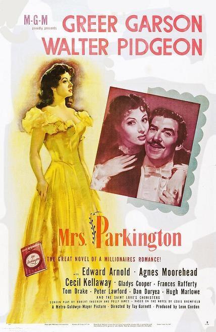 豪富世家 (Mrs. Parkington)