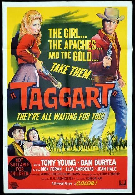 虎俠殲仇 (Taggart)