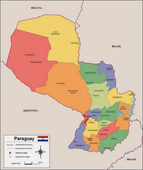 Paraguay–2