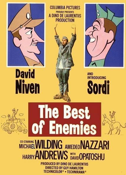 最佳敵人 (The Best of Enemies)