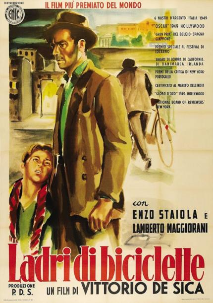 單車失窃記 (Ladri di biciclette)