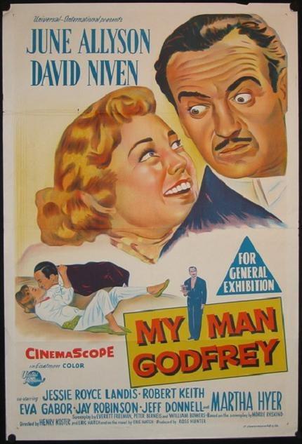 彩鳳伴金龍 (My Man Godfrey)