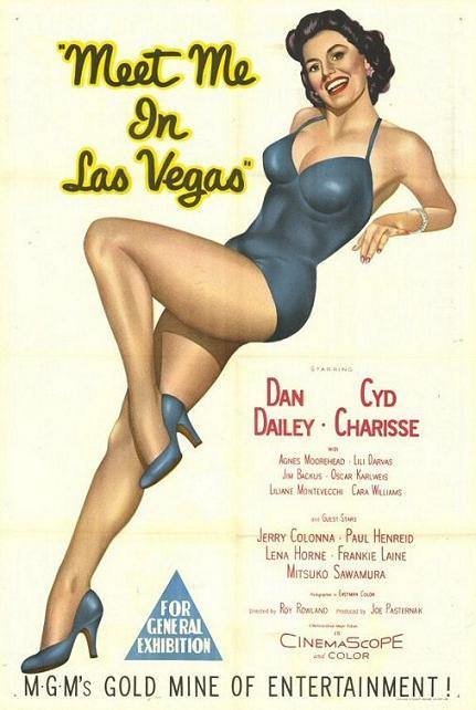 賭城豔遇 (Meet Me in Las Vegas)