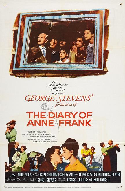 安妮少女日記 (The Diary of Anne Frank)