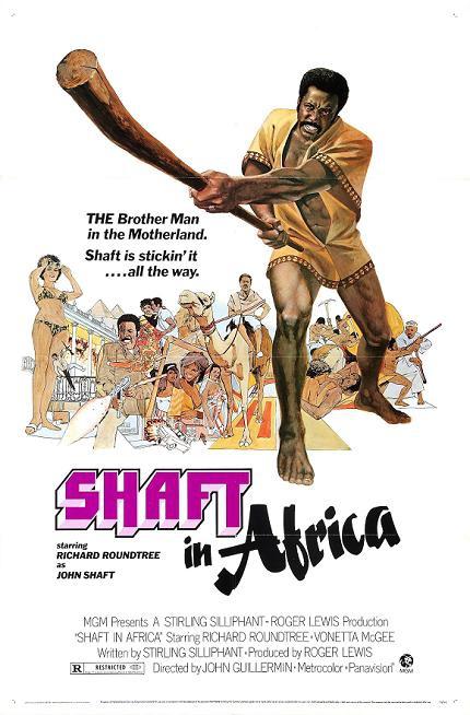 非洲怒豹 (Shaft in Africa)