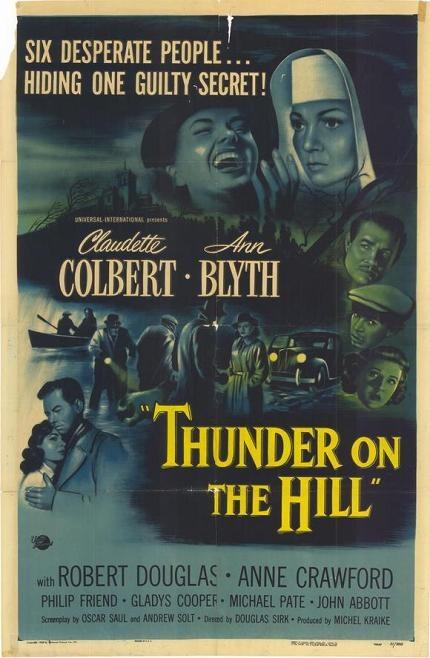 野寺情鴛 (Thunder on the Hill)