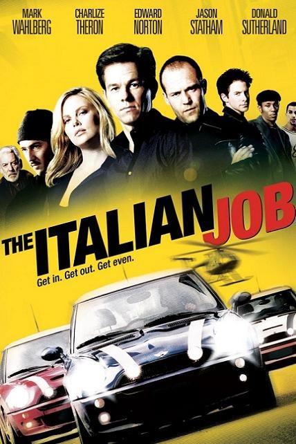 大淘金 (The Italian Job)