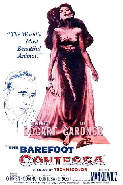赤足天使 (The Barefoot Contessa)