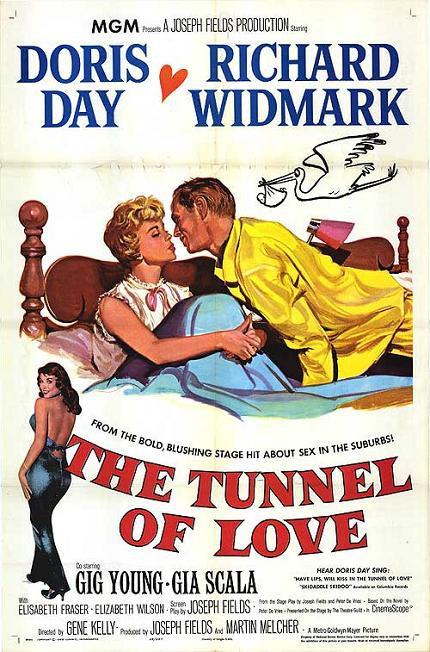 春色撩人 (The Tunnel of Love)