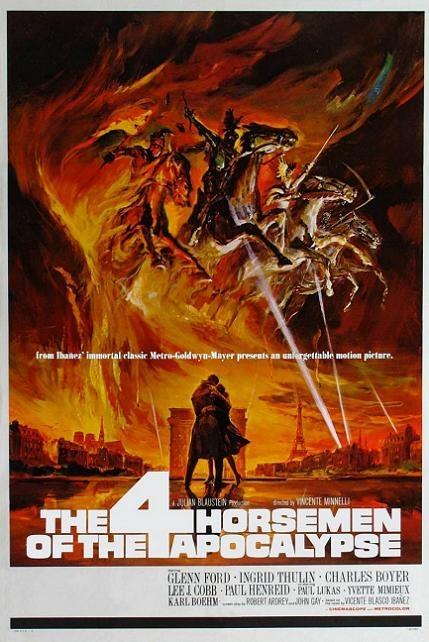 四騎士 (The 4 Horsemen of the Apocalypse)