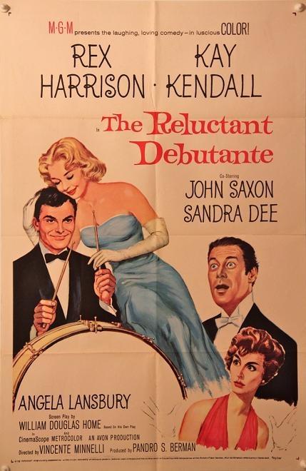 春閨初戀 (The Reluctant Debutante)