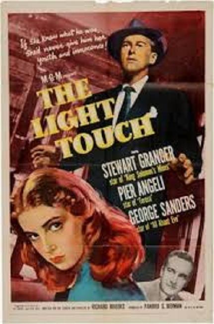 海角鴛盟 (The Light Touch)