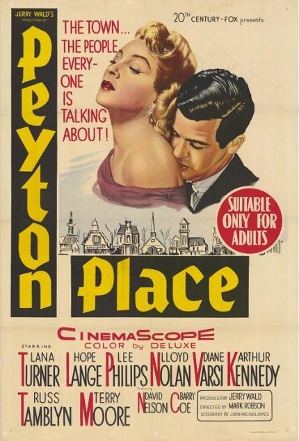 冷暖人間 (Peyton Place)