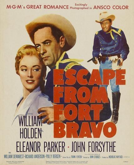 血戰勇士堡 (Escape from Fort Bravo)