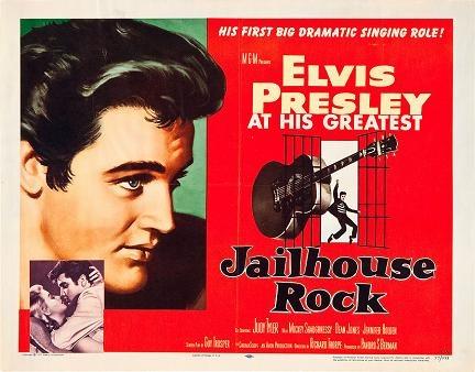 脂粉貓王 (Jailhouse Rock)
