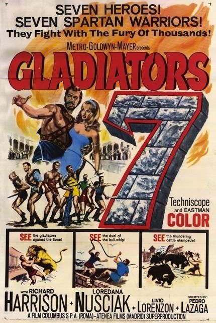 七巨人 (I sette gladiatori)