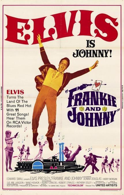 畫舫情歌 (Frankie and Johnny)
