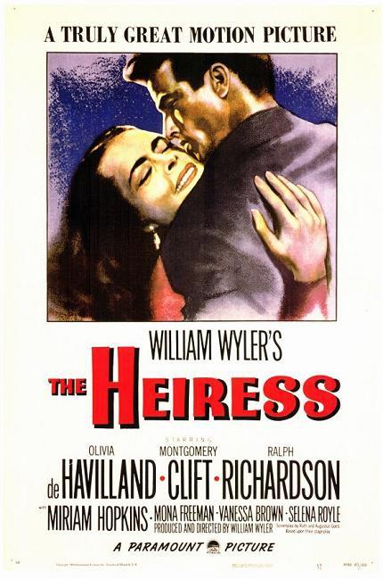 千金小姐 (The Heiress)