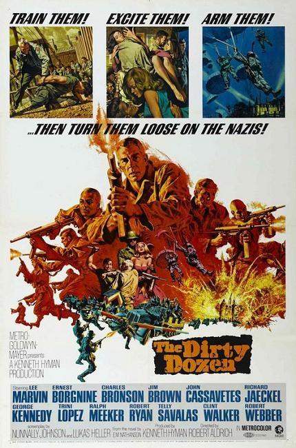 決死突擊隊 (The Dirty Dozen)
