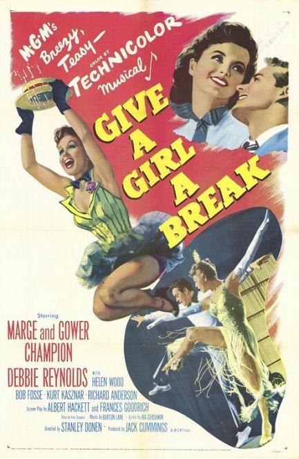 彩鳳嬉春(Give a Girl a Break)