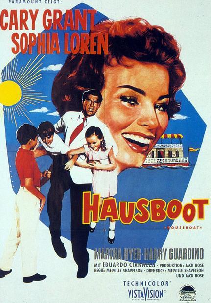 水上人家 (Houseboat)