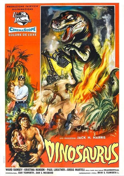 古龍喋血戰 (Dinosaurus!)