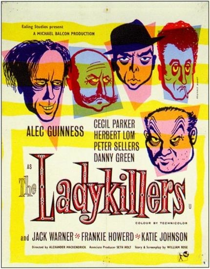 賊博士 (The Ladykillers)