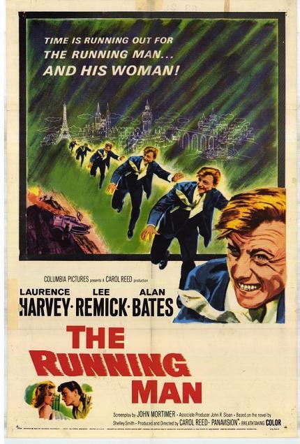 亡命天涯 (The Running Man)