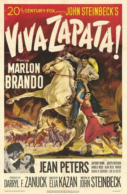 薩巴達傳 (Viva Zapata!)