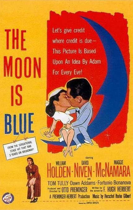 藍色的月亮 (The Moon Is Blue)