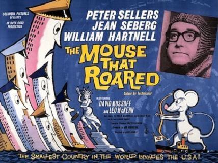 鼠吼奇譚 (The Mouse That Roared)