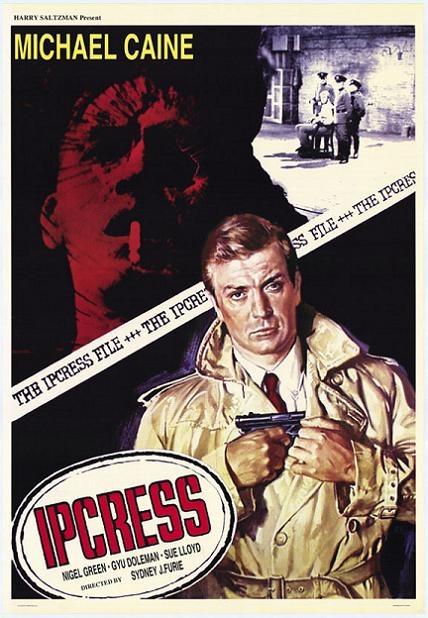 國際諜報局 (The Ipcress File)