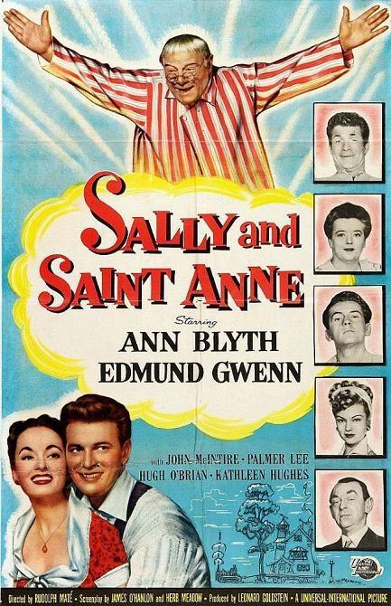 華堂小鳳 (Sally and Saint Anne)