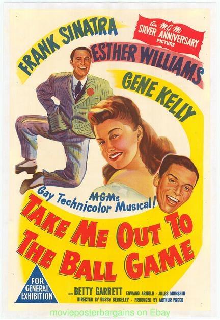 出水黃鶯 (Take Me Out to the Ball Game)