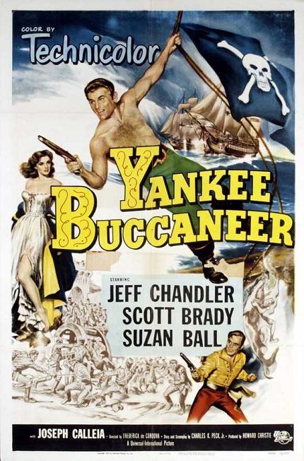 黑海盜 (Yankee Buccaneer)