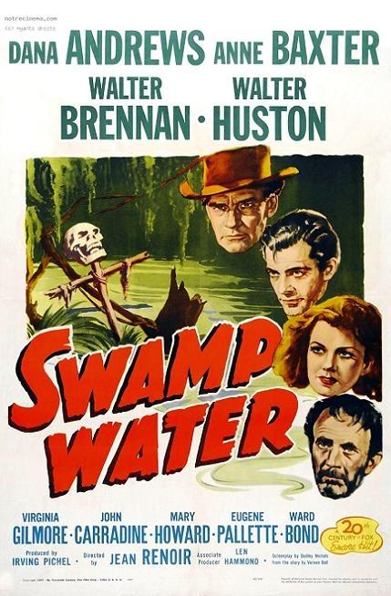 荒沼沉冤 (Swamp Water)