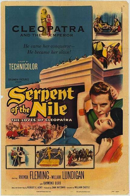 尼羅河蛇后 (Serpent of the Nile)